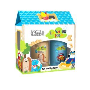 Bayliss & Harding packaging 3d