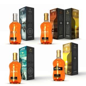 Juro Print Media 3d bottles and Packaging