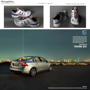 Volvo: Trainers
