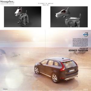 Volvo: Robot Dog