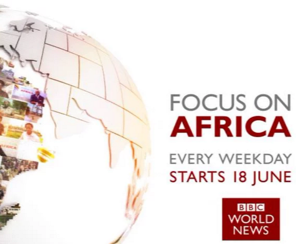 BBC Focus On Africa Promo